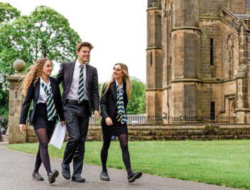 Triumph in the International Baccalaureate