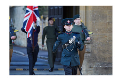 High-flying Sherborne Cadet