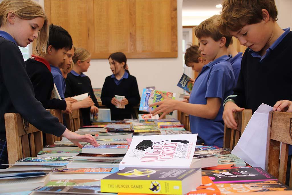 Highfield and Brookham Book Fair