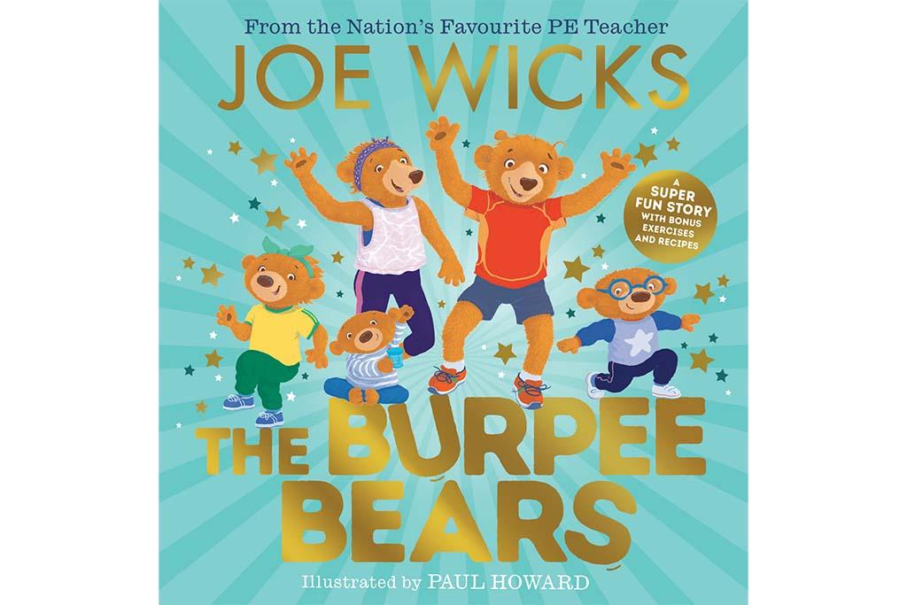Joe Wicks visits Cottesmore: Burpee Bears