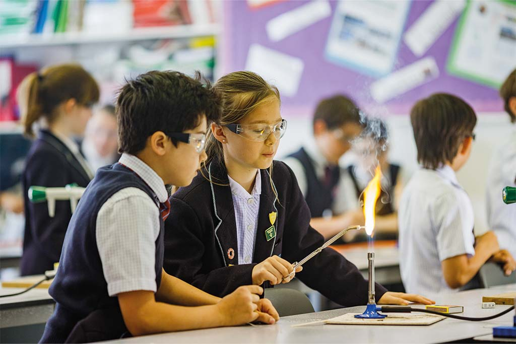 Knightsbridge School expands