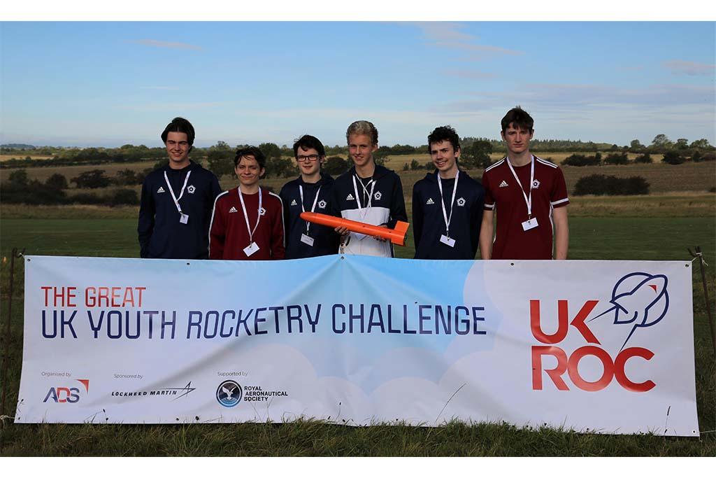 Team Vesuvius: UK Youth Rocketry Challenge