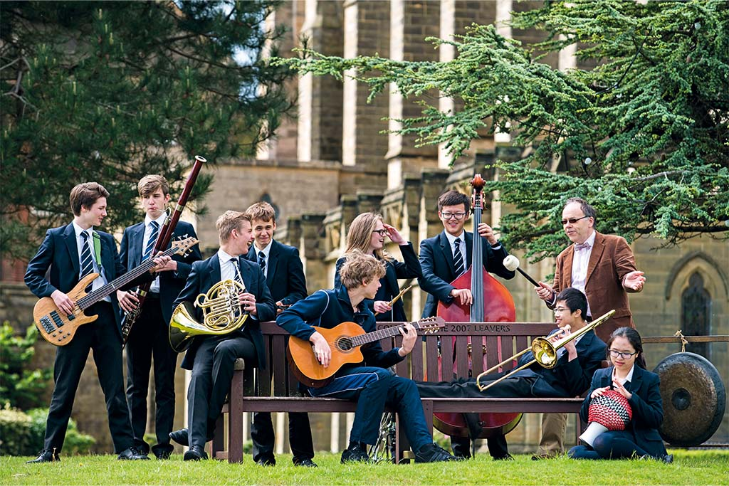 Class Acts: Lancing College